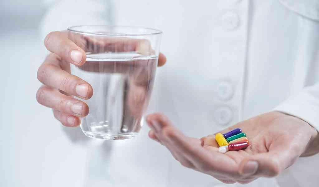 Снятие алкогольной ломки